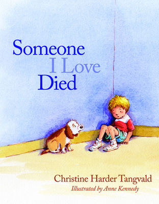 Someone I Love Died Cover Image