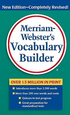 Merriam-Webster's Vocabulary Builder Cover Image