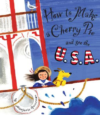 How to Make a Cherry Pie and See the U.S.A. Cover