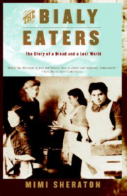 The Bialy Eaters Cover
