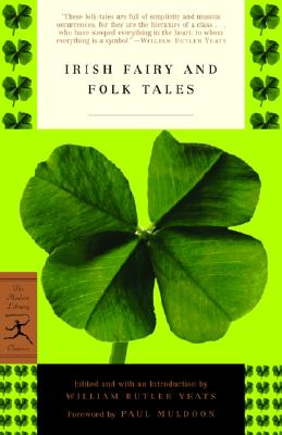 Irish Fairy and Folk Tales Cover