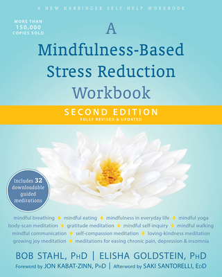 A Mindfulness-Based Stress Reduction Workbook Cover Image