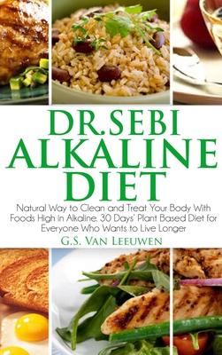 Dr. Sebi Alkaline Diet Cover Image
