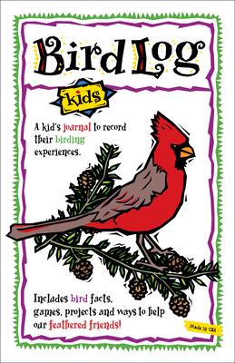 Bird Log Kids Cover