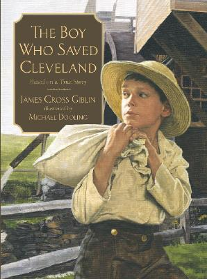The Boy Who Saved Cleveland Cover