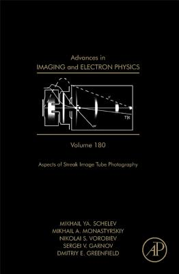 Advances in Imaging and Electron Physics, 180 Cover Image
