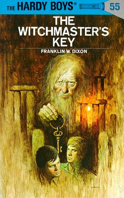 Hardy Boys 55: the Witchmaster's Key (The Hardy Boys #55) Cover Image