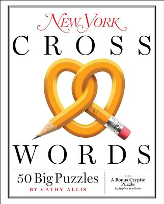 New York Crosswords: 50 Big Puzzles Cover Image