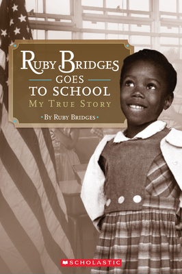 Ruby Bridges Goes to School Cover