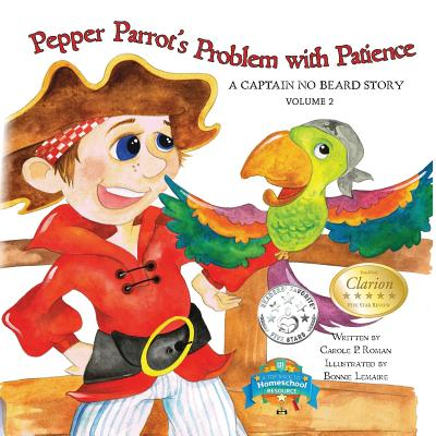 Pepper Parrot's Problem with Patience Cover