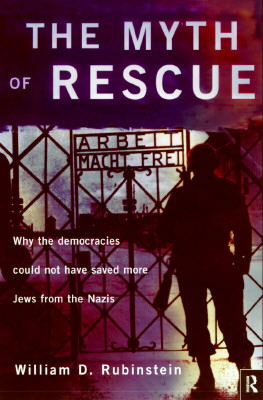 The Myth of Rescue Cover