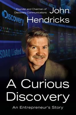 A Curious Discovery Cover