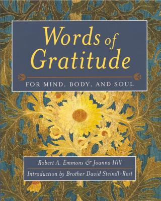 Words Of Gratitude Mind Body & Soul Cover Image