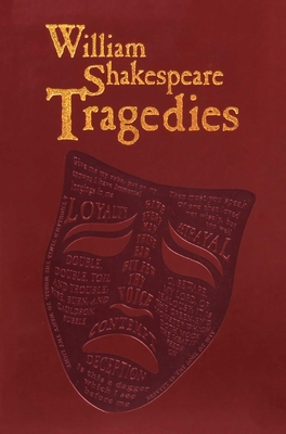 William Shakespeare Tragedies (Word Cloud Classics) Cover Image