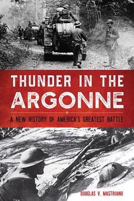 Cover for Thunder in the Argonne