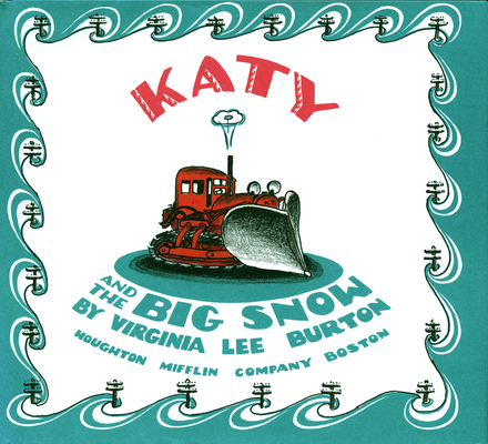 Cover for Katy and the Big Snow