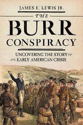 Cover for The Burr Conspiracy