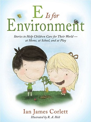 E Is for Environment Cover