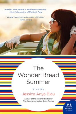 The Wonder Bread Summer Cover Image