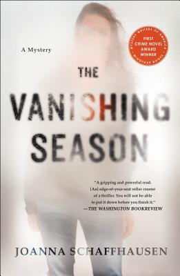 The Vanishing Season: A Mystery (Ellery Hathaway #1) Cover Image