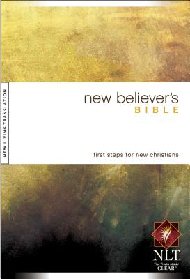 New Believer's Bible-NLT Cover Image