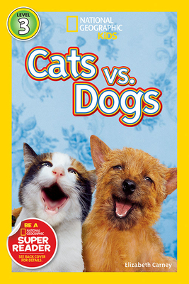 National Geographic Readers: Cats vs. Dogs Cover Image