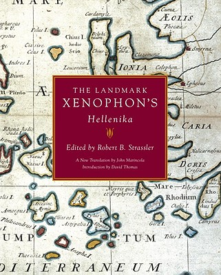 The Landmark Xenophon's Hellenika Cover