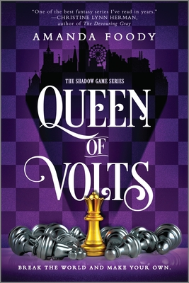 Queen of Volts (Shadow Game #3) Cover Image