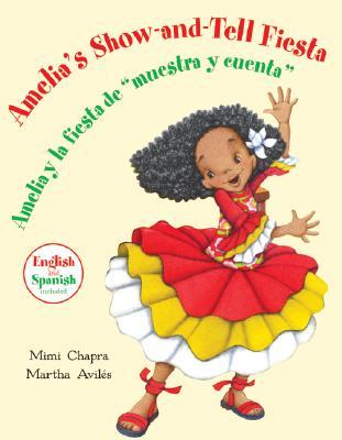 """Amelia's Show-and-Tell Fiesta/Amelia y la fiesta de """"muestra y cuenta"""" Cover"""