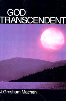 God Transcendent: Cover Image