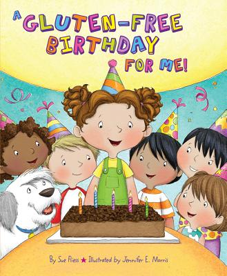 A Gluten-Free Birthday for Me! Cover
