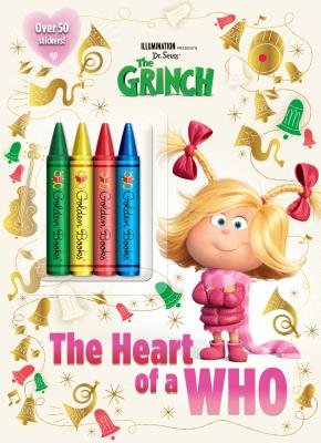 The Heart Of A Who Illumination S The Grinch Paperback Chaucer S Books