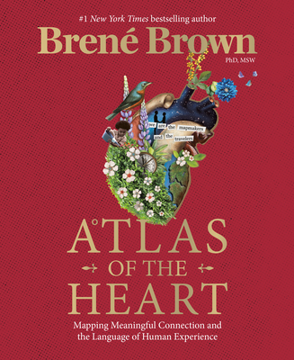 cover of Atlas of the Heart by Brene Brown.