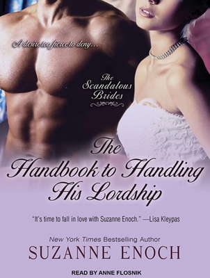 The Handbook to Handling His Lordship (Scandalous Brides #4) Cover Image