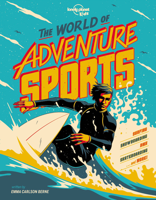 The World of Adventure Sports Cover Image