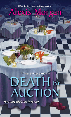 Death by Auction (An Abby McCree Mystery #3) Cover Image