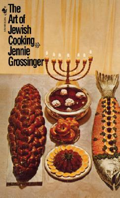 The Art of Jewish Cooking Cover
