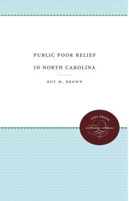 Public Poor Relief in North Carolina Cover Image