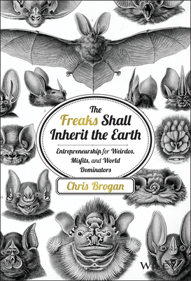 The Freaks Shall Inherit the Earth Cover