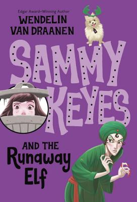 Sammy Keyes and the Runaway Elf Cover