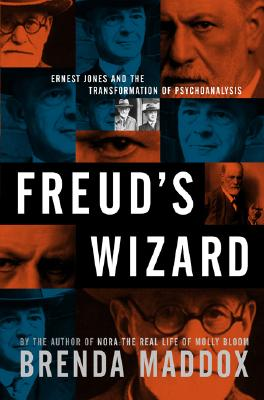 Freud's Wizard Cover