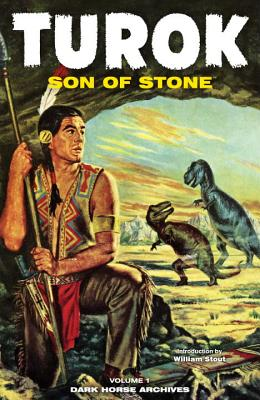 Turok, Son of Stone, Volume One Cover