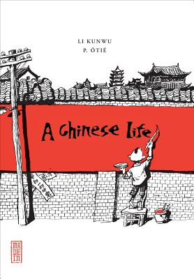 A Chinese Life Cover