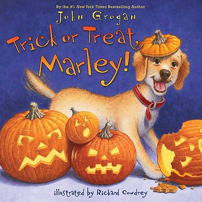 Trick or Treat, Marley! Cover