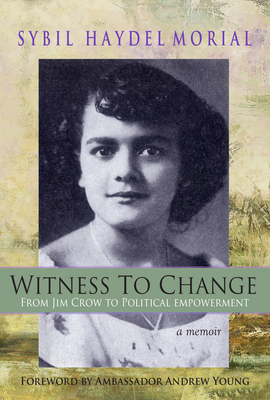 Cover for Witness to Change