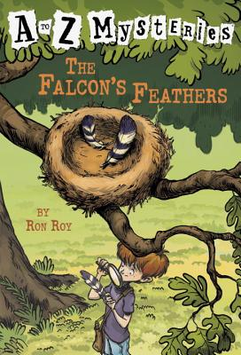 The Falcon's Feathers Cover