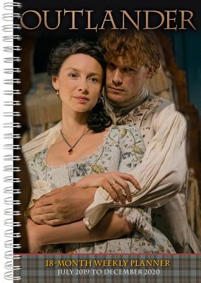 2020 Outlander 18-Month Weekly Planner: By Sellers Publishing Cover Image