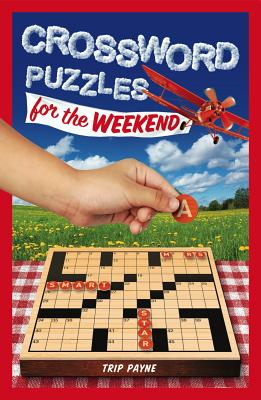 Cover for Crossword Puzzles for the Weekend, 6