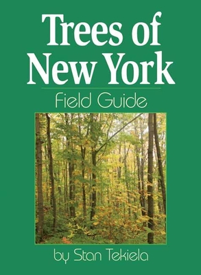 Trees of New York Field Guide Cover Image