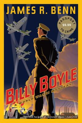 Billy Boyle (A Billy Boyle WWII Mystery #1) Cover Image